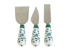 Rhapsody Cheese Knife Set of 3 Gift Boxed