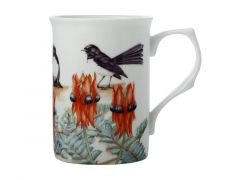 Royal Botanic Gardens Victoria Garden Friends Mug 300ML Willy Wagtail Gift Boxed