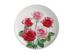 Katherine Castle Floriade Plate 20cm Roses Gift Boxed