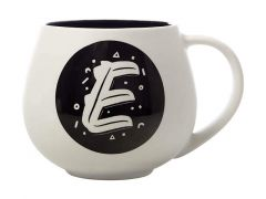 "The Letterettes Snug Mug 450ML ""E"" Gift Boxed"