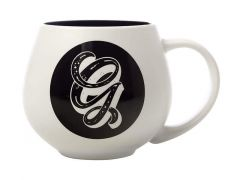 "The Letterettes Snug Mug 450ML ""G"" Gift Boxed"