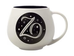 "The Letterettes Snug Mug 450ML ""Z"" Gift Boxed"