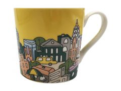 Megan McKean Cities Mug 430ML New York Gift Boxed