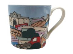 Megan McKean Cities Mug 430ML Rome Gift Boxed