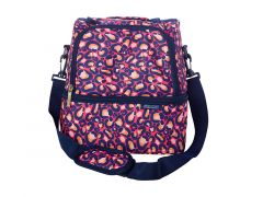 Kasey Rainbow Be Kind Insulated Lunch Bag Leopard
