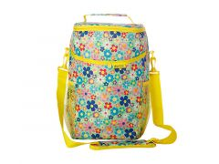 Kasey Rainbow Be Kind Insulated Picnic Cooler Bag Flowers