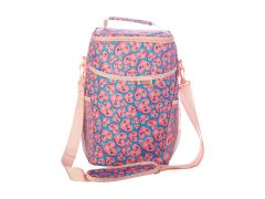 Kasey Rainbow Be Kind Insulated Picnic Cooler Bag Hearts