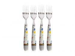 Teas & C's Contessa Cake Fork Set of 4