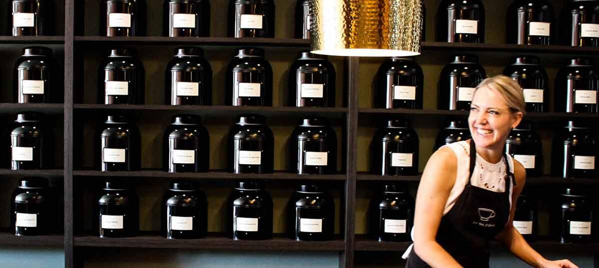 5 Minutes with Becci Fowler – New mother, owner and tea mastermind at The Tea Collective