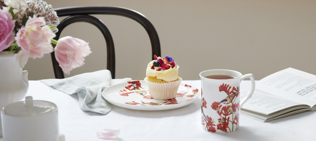 Your new favourite cupcake recipe with Vicki Valsamis