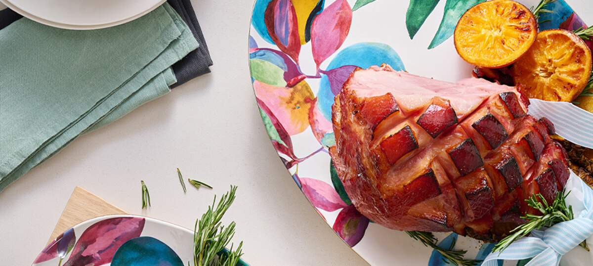 Create a hero ham for Easter