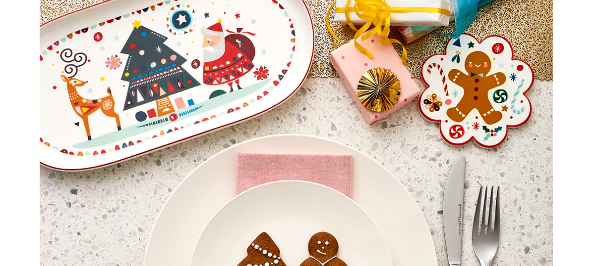 Build your Perfect Holiday Table