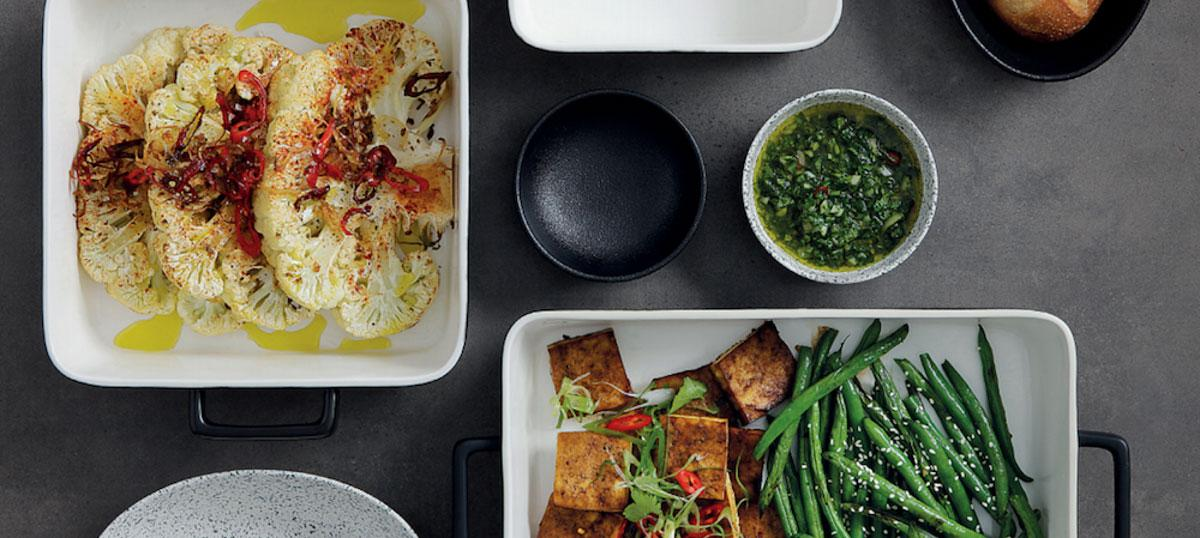 Easy Vegetarian Dishes with Epicurious from Maxwell & Williams