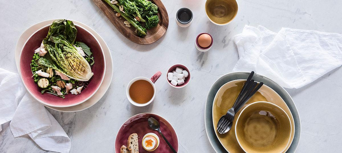 Spring Brunch with the Artisan Collection