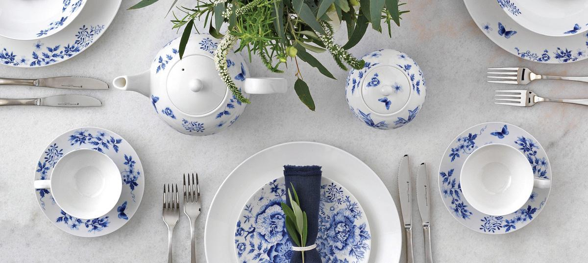 Create a Classic Mother's Day Setting