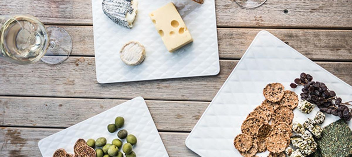 Wine & Cheese Matching with our Sequence Platters